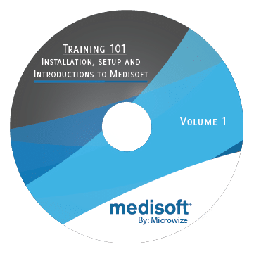 Medisoft Training DVD