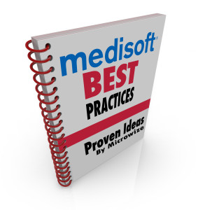 Medisoft how to
