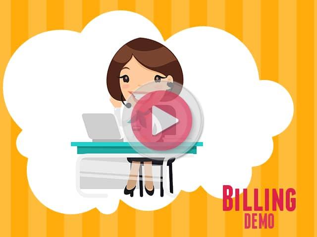 PrimeSuite Billing Demo