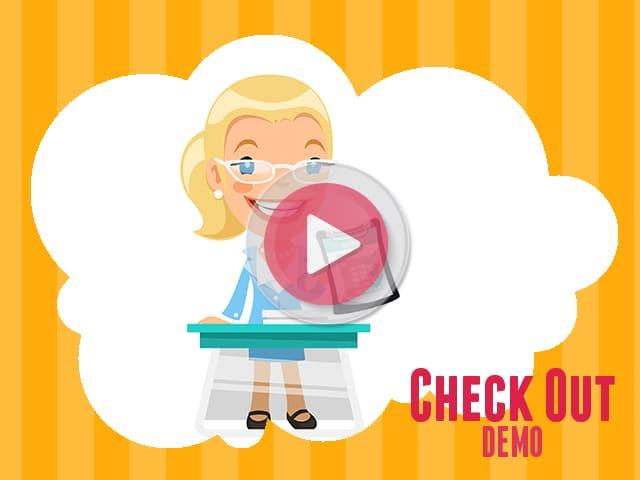 PrimeSuite Checkout Demo