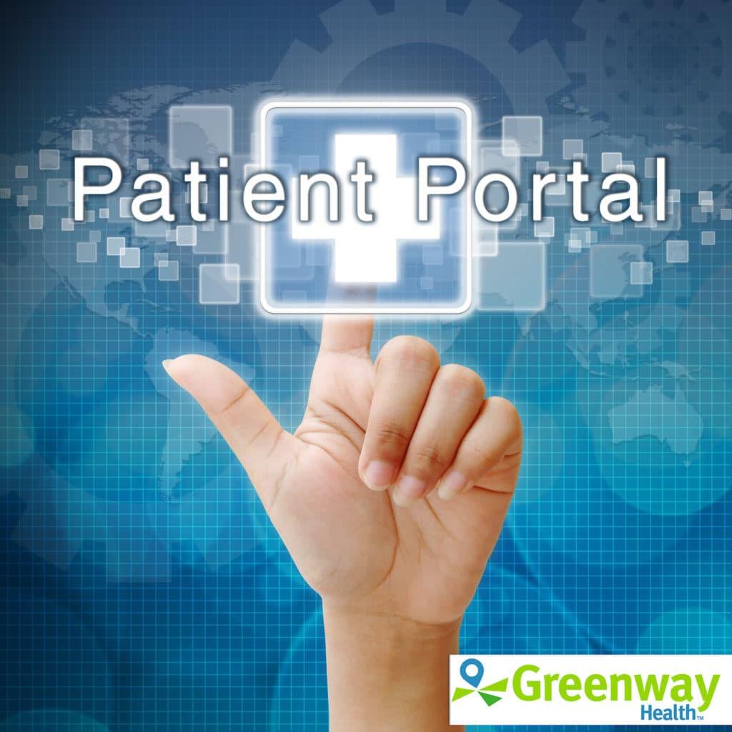 Greenway Patient Portal