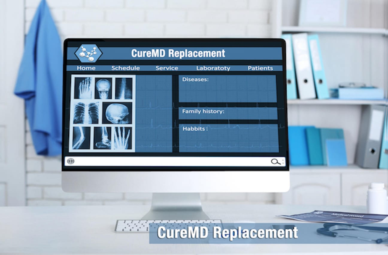 curemd replacment