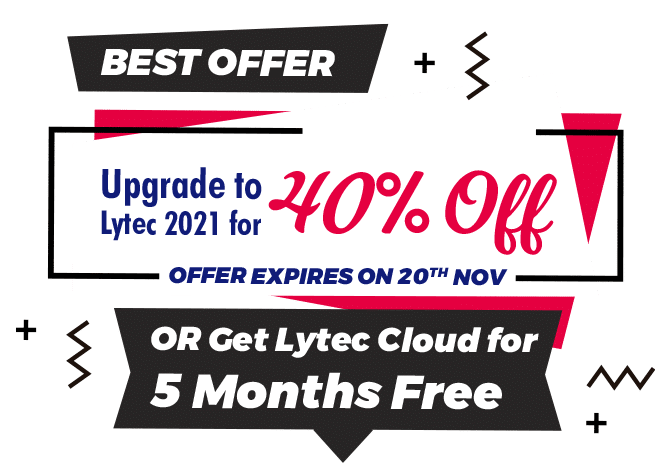 Lytec version 2021 upgrade sale