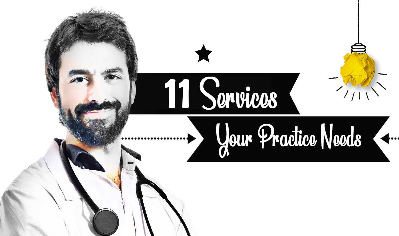 11 service your practice need