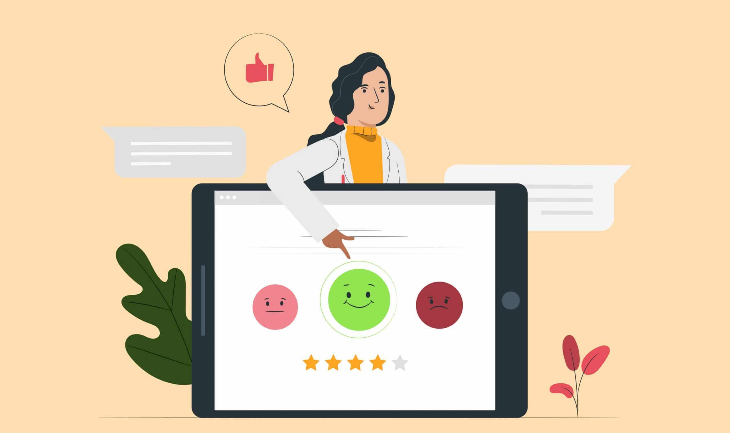 Best practices for patient satisfaction survey