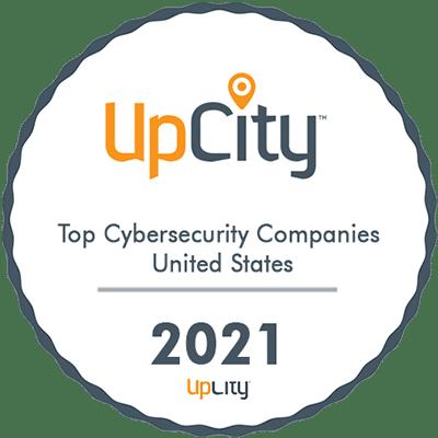 top cybersercurity companies - upcity